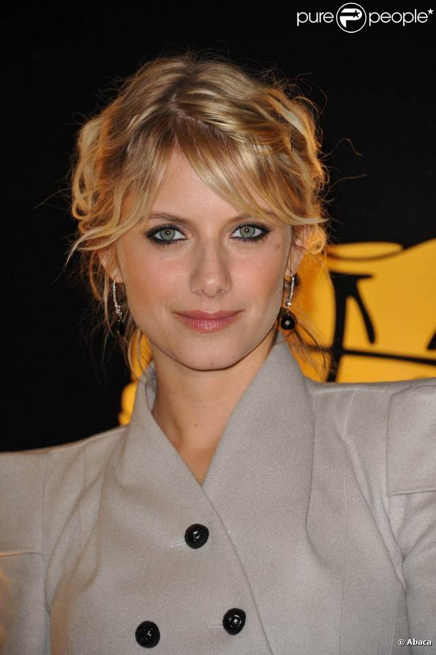Mélanie Laurent nominée aux Gérard du cinéma 2011.