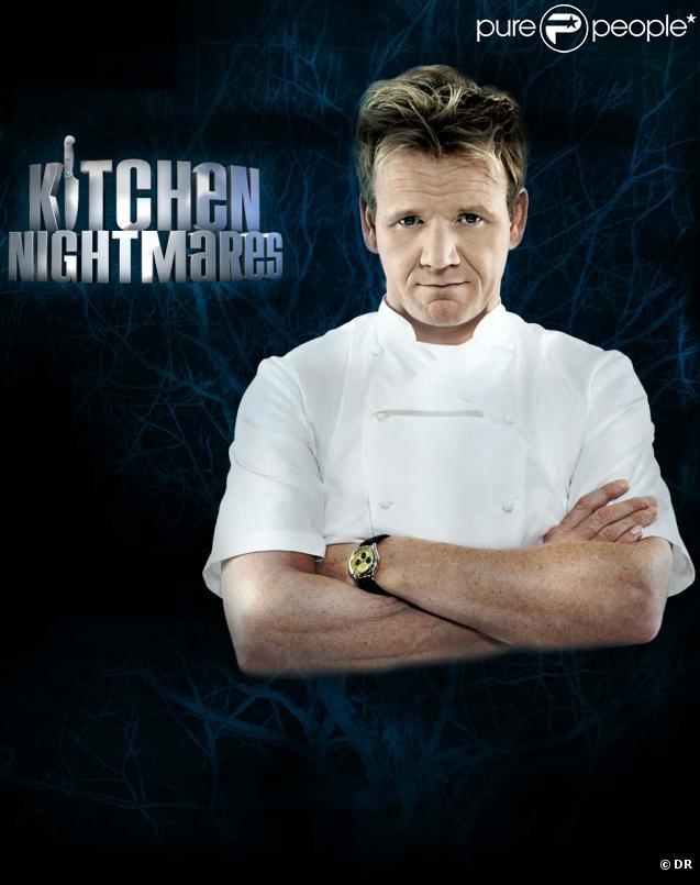On retrouve gordon ramsay tous les dimanches soirs dans cauchemar en cuisine sur w9 l 39 mission - Gordon ramsay cauchemar en cuisine ...
