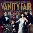 La couverture de l'édition Hollywood 2011 de Vanity Fair