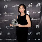 Globes de Cristal: Kristin Scott Thomas, Audrey Lamy... Des lauréats enchantés !