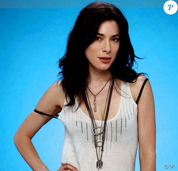 La belle Jaime Murray, star de la série Spartacus.