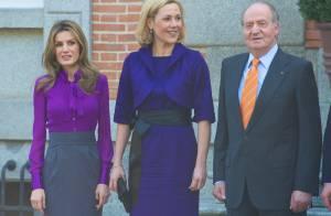 Letizia d'Espagne fait un effort devant belle-maman, Felipe est comblé !