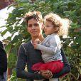 Halle Berry et sa fille Nahla