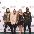 Les Black Eyed Peas, à The Music Box, à Los Angeles, le 10 février 2011