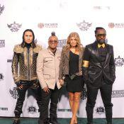 Des stars et une Ciara très décolletée au concert privé des Black Eyed Peas !