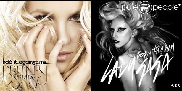 Britney Spears vs Lady Gaga !
