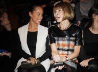 Anna Wintour et Alicia Keys : Fans d'un jeune homme plein d'avenir !