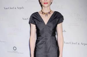 Cate Blanchett et Kelly Rutherford, étoiles filantes d'une soirée précieuse...