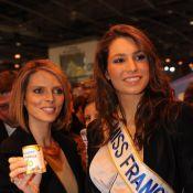 """Miss France Laury Thilleman et Sylvie Tellier sont """"vachement"""" copines !"""