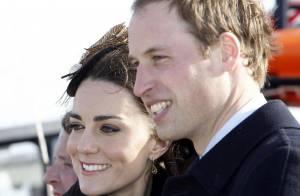 Le prince William et Kate : Première sortie officielle pour les futurs époux !