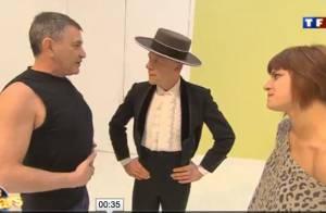 Danse avec les stars : Bigard devient torero pour mieux dompter sa Fauve !