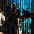 Nick Jonas, Seal et John Legend lors du 52e anniversaire de la Motown à la Maison Blanche le 24 février 2011