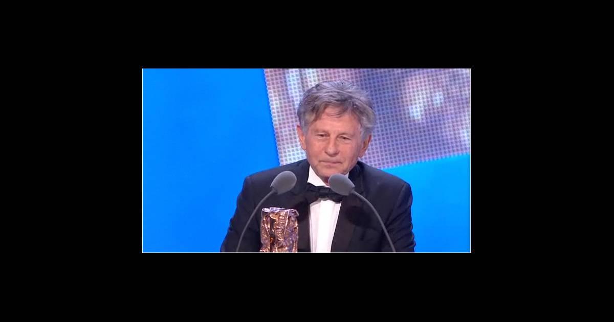 C sar 2011 roman polanski a le prix du meilleur r alisateur purepeople - Prix du meilleur architecte ...