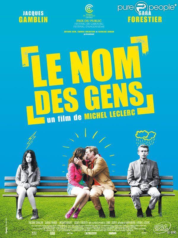 Le film Le Nom des gens