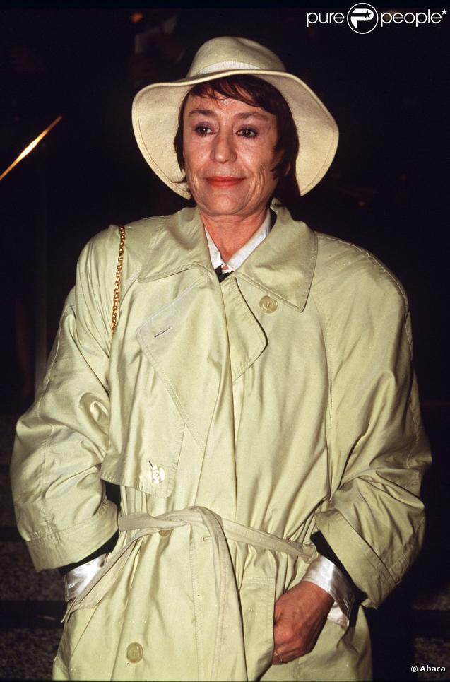 Annie Girardot en 1995