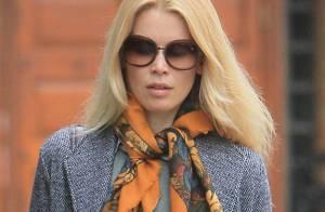 Claudia Schiffer : A 40 ans, elle a encore tout bon niveau look !