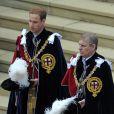 La position d'ambassadeur du commerce britannique du prince Andrew, second fils de la reine Elizabeth II, est de plus en plus décriée du fait de ses amitiés délétères...