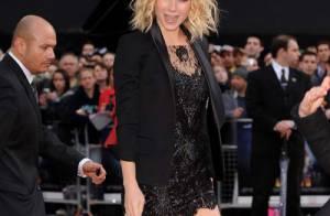 PHOTOS : La robe de Gwyneth Paltrow est très très courte...