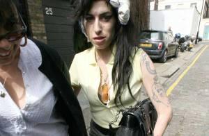 Amy Winehouse risque la prison !