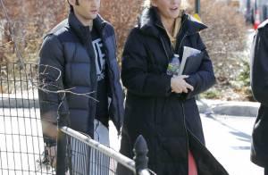 Blake Lively : De retour au boulot et tellement complice avec son ex !