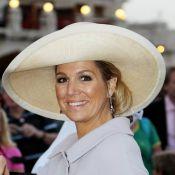 La princesse Maxima au Qatar : un total défilé BCBG, la folie du bibi !