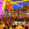 Dans l'oeil des Enfoirés , vendredi 11 mars 2011 à 20h45 sur TF1 et RTL.