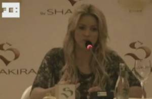 Shakira : Totalement fan de son