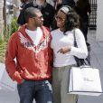 Usher et son ex-femme Tameka Foster