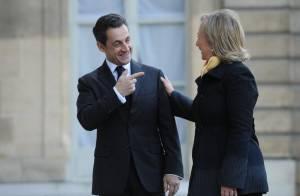 Nicolas Sarkozy : Mort de rire avec sa copine Hillary Clinton !