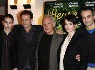 """Emile Berling évoque un tournage avec son père Charles:""""J'étais mal à l'aise"""""""