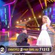 M. Pokora et Kristina dans Danse avec les stars