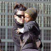 Sandra Bullock : Un formidable moment de complicité avec son petit Louis !