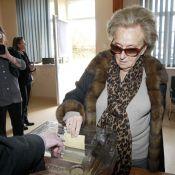 Bernadette Chirac réélue haut la main... Elle peut souffler !