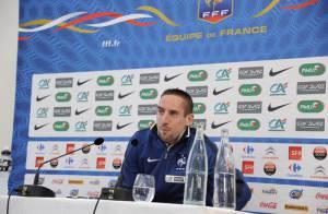 Franck Ribéry, le retour :