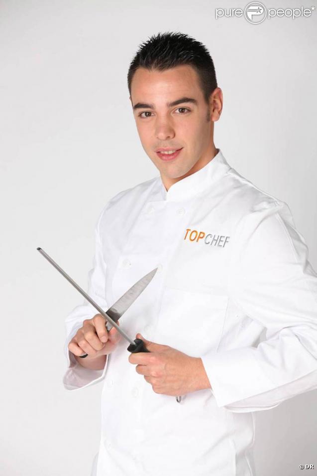Paul-Arthur Berlan dans Top Chef