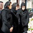 La princesse Antoinette, décédée dans la nuit du 17 au 18 mars 2011, a reçu l'hommage de tout-Monaco lors de ses funérailles le 23 mars... Caroline de Hanovre, au côté de sa soeur Stéphanie, est apparue très marquée...