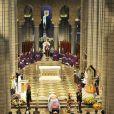 La cathédrale Notre-Dame-Immaculée de Monaco accueillait jeudi 24 mars 2011 la messe d'obsèques de la princesse Antoinette, décédée dans la nuit du 17 au 18 mars au centre hospitalier Princesse Grace.