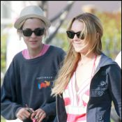 Samantha Ronson : C'est fini avec Lindsay Lohan, elle en embrasse une autre !