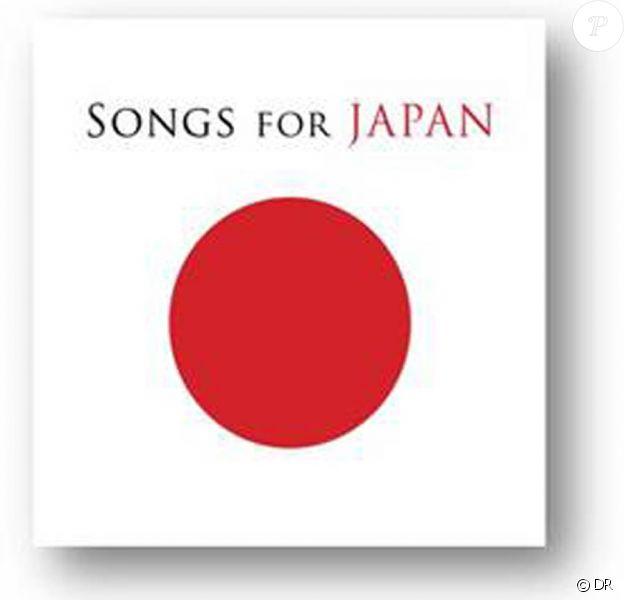 Songs for Japan, disponible sur iTunes et dès le 4 avril dans les bacs, rassemble 38 tubes au profit du Japon.