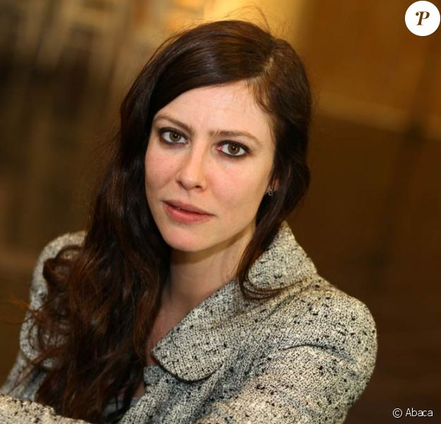 Anna Mouglalis lors de l'avant-première du film Chez Gino à Lille le vendredi 25 mars 2011