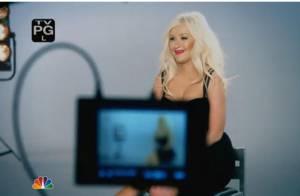Aguilera cherche The Voice of America... qui pour la version française ?