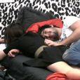 Rapprochement entre Noam et Alexandra (quotidienne du 28 mars 2011)