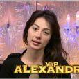 Alexandra courtisée de toutes parts (quotidienne du 28 mars 2011)