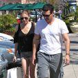 LeAnn Rimes et Eddie Cibrian font du shopping à Calabasas, vendredi 11 mars.