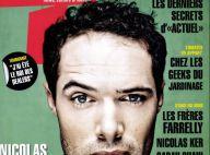 Nicolas Bedos : Dépression, alcool, famille, Sarkozy et la télé... Il dit tout !
