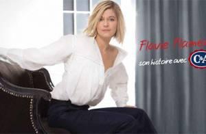 PHOTO : Flavie Flament devient mannequin...
