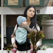 Camila Alves : Son adorable Levi, quatre ans, conduit déjà comme un grand !