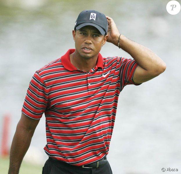 Tiger Woods lors du Arnold Palmer Invitational, le 27 mars 2011. Il a fini au-delà de la 20e place et continue de courir après un premier succès en près d'un an et demi...