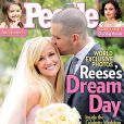 Reese Witherspoon et Jim Toth en couveture  People , avril 2011