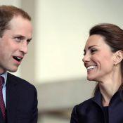 Kate Middleton : Amincie et divine pour sa dernière sortie avant le mariage !